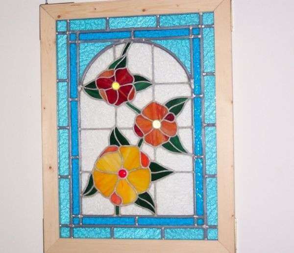 Floral Panel,